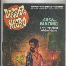 Cómics: DOSSIER NEGRO NUMERO 209 (NUMERADO 2 EN TRASERA). Lote 221625661