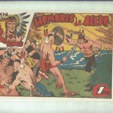 Cómics: FACSIMIL: LUCHA DE RAZAS NUMERO 22: HOMBRES DE ACERO. Lote 221625952