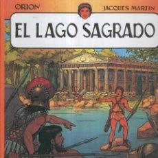 Cómics: ORION VOLUMEN 01: EL LAGO SAGRADO. Lote 221626188