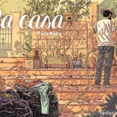 Cómics: LA CASA - ASTIBERRI / COMIC EUROPEO / TAPA DURA / PACO ROCA. Lote 221641230
