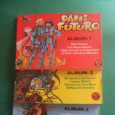 Fumetti: DANI FUTURO COLECCION COMPLETA EN TRES ALBUMES HITPRESS. Lote 221654226