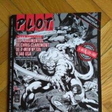 Cómics: PLOT 2.0 Nº 5 - ESPECIAL: EL ORIGEN DE ALPHA FLIGHT. Lote 221661137