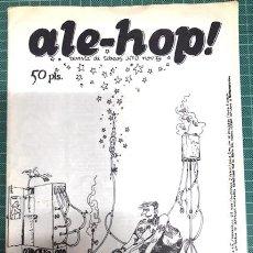 Cómics: ALE-HOP!, 1979. GRANADA. UNDERGROUND. Lote 221667605