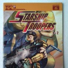 Cómics: STARSHIP TROOPERS N° 1. Lote 221677963