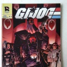 Cómics: G.I. JOE N° 1. Lote 221678265