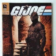 Cómics: G.I. JOE N° 2. Lote 221678366