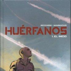 Cómics: HUERFANOS Nº 1 SPACEMAN BOOKS RECHIONNI - MAMMUCARI. BONELLI EDITORES. Lote 221684605
