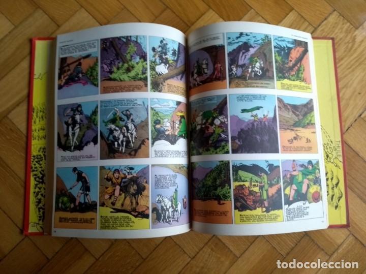 Cómics: Príncipe Valiente Tomos 1 2 3 4 5 6 - Faltan los tomos 7 y 8 para estar completa - Foto 4 - 221696431