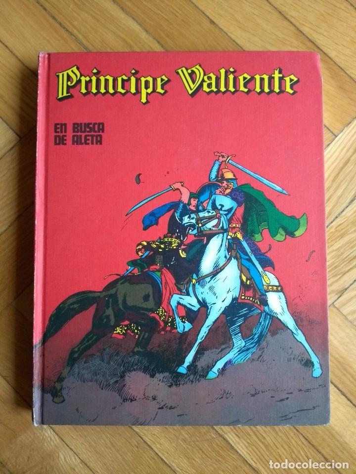 Cómics: Príncipe Valiente Tomos 1 2 3 4 5 6 - Faltan los tomos 7 y 8 para estar completa - Foto 5 - 221696431