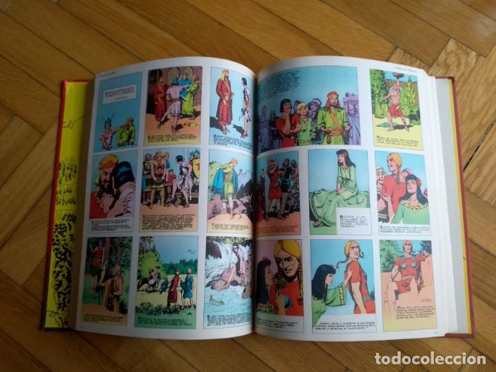 Cómics: Príncipe Valiente Tomos 1 2 3 4 5 6 - Faltan los tomos 7 y 8 para estar completa - Foto 8 - 221696431