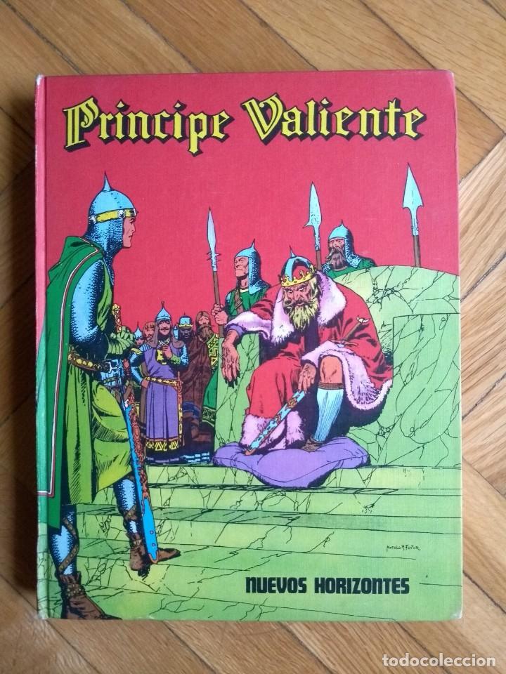 Cómics: Príncipe Valiente Tomos 1 2 3 4 5 6 - Faltan los tomos 7 y 8 para estar completa - Foto 9 - 221696431