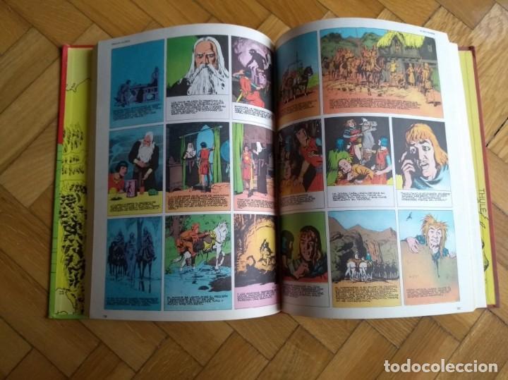 Cómics: Príncipe Valiente Tomos 1 2 3 4 5 6 - Faltan los tomos 7 y 8 para estar completa - Foto 12 - 221696431
