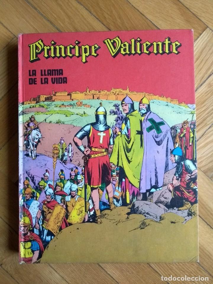 Cómics: Príncipe Valiente Tomos 1 2 3 4 5 6 - Faltan los tomos 7 y 8 para estar completa - Foto 13 - 221696431