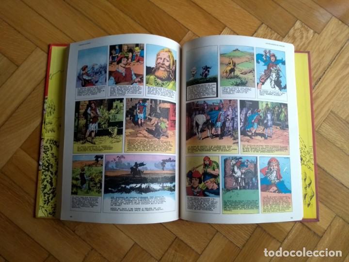 Cómics: Príncipe Valiente Tomos 1 2 3 4 5 6 - Faltan los tomos 7 y 8 para estar completa - Foto 16 - 221696431