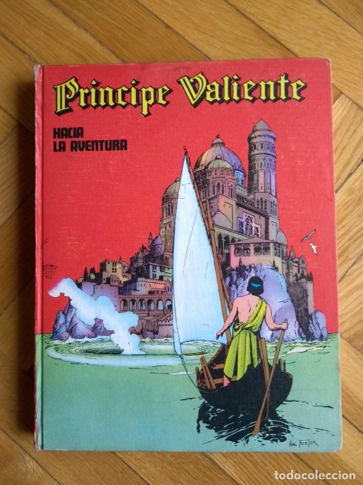 Cómics: Príncipe Valiente Tomos 1 2 3 4 5 6 - Faltan los tomos 7 y 8 para estar completa - Foto 17 - 221696431