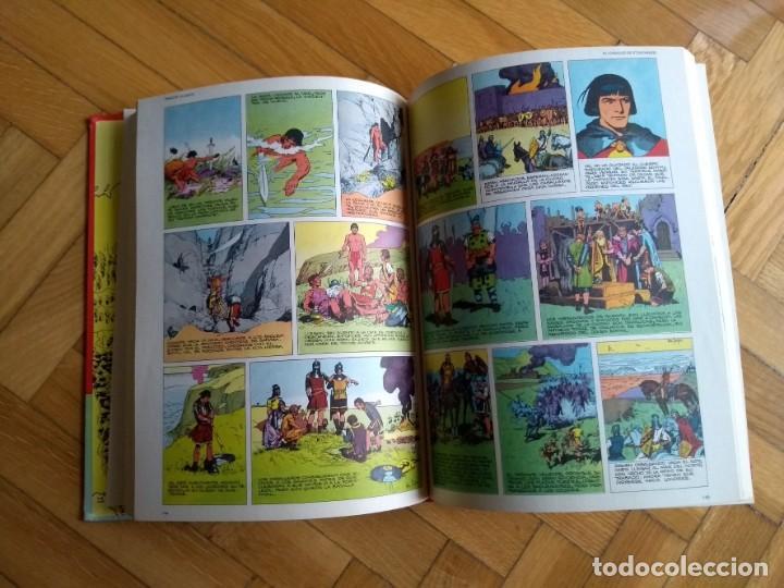 Cómics: Príncipe Valiente Tomos 1 2 3 4 5 6 - Faltan los tomos 7 y 8 para estar completa - Foto 20 - 221696431