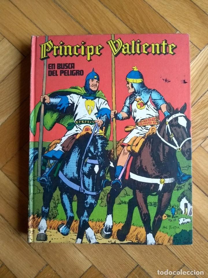 Cómics: Príncipe Valiente Tomos 1 2 3 4 5 6 - Faltan los tomos 7 y 8 para estar completa - Foto 21 - 221696431