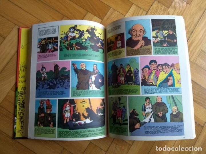 Cómics: Príncipe Valiente Tomos 1 2 3 4 5 6 - Faltan los tomos 7 y 8 para estar completa - Foto 24 - 221696431