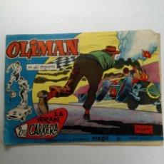 Cómics: OLIMAN Nº 24 - LA GRAN CARRERA - EDITORIAL MAGA. Lote 221708330