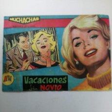 Cómics: MUCHACHAS - VACACIONES SIN NOVIO - EDITORIAL MAGA. Lote 221708725