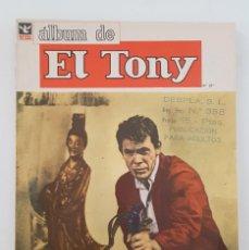Cómics: ALBUM DEL TONY Nº 281 - EDITORIAL COLUMBIA - ARGENTINA - 1974 - BIEN CONSERVADO. Lote 221708923