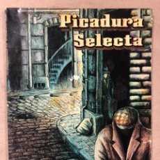 Cómics: PICADURA SELECTA. (INICIATIVAS EDITORIALES 1976). COMIX UNDERGROUND. ROGER, PAMIES, MAX,.... Lote 221709752