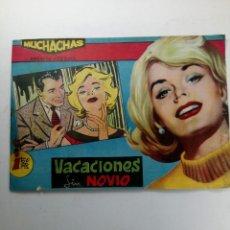 Cómics: MUCHACHAS - VACACIONES SIN NOVIO - EDITORIAL MAGA. Lote 221710300