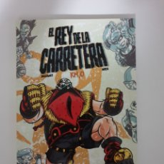 Cómics: EL REY DE LA CARRETERA, BUSQUET / ARES. Lote 221713732
