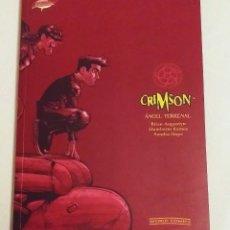 Cómics: CRIMSON 3 - ANGEL TERRENAL, WORLD COMICS. EN PERFECTO ESTADO, COMO NUEVO. Lote 221739407