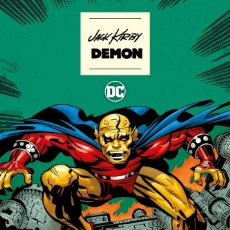Cómics: DEMON DE JACK KIRBY - ECC / DC / TAPA DURA. Lote 221741033