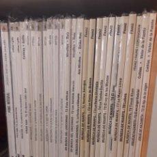 Cómics: COLECCIÓN HISTORIA GRAFICA DE GLENAT (25 ALBUMES) (SE INCLUYE EL 7 DE QUETZALCOATL EN FRANCES). Lote 221762132