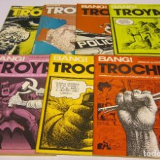 Cómics: BANG TROYA - 8 NºS - COMPLETA - BUEN ESTADO. Lote 221763337