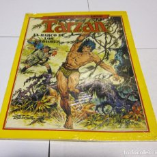 Cómics: TARZAN EL BARCO DE LOS DIOSES - HITPRESS - MUY BUEN ESTADO. Lote 221772227