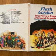 Cómics: ¡¡LIQUIDACION COMIC 2 EUROS!! PEDIDO MINIMO 5 EUROS - FLASH GORDON 1-2 / BURULAN - TAPA DURA - GCH1. Lote 221775797
