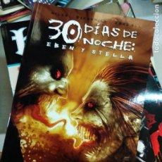 Cómics: 30 DÍAS DE NOCHE: EBEN Y STELLA DE STEVE NILES, KELLY SUE DECONNICK. Lote 221780337