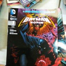 Cómics: BATMAN Y ROBIN Nº 1 NUDC - ECC -TOMO 96 PÁG.. Lote 221780761