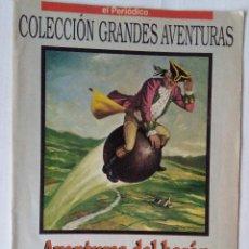 Cómics: COLECCION GRANDES AVENTURAS 25 VOL II EL PERIODICO. Lote 221783421