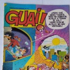 Cómics: GUAI! 105. Lote 221783748
