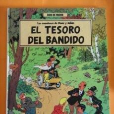 Cómics: LAS AVENTURAS DE OSCAR Y JULIAN Nº 2 - EL TESORO DEL BANDIDO - 1988 GRIJALBO .. Lote 221784257