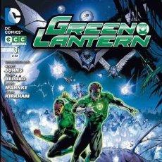 Cómics: LIBRO GREEN LANTERN 8 SIN PODER Y A LA FUGA GEOFF JOHNS ECC - GEOFF JOHNS. Lote 221852530