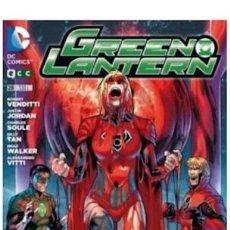 Cómics: LIBRO GREEN LANTERN NUM 28 NUEVO UNIVERSO DC BILLY TAN COMI - BILLY TAN. Lote 221853095