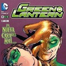 Cómics: LIBRO GREEN LANTERN NUM 27 NUEVO UNIVERSO DC BILLY TAN COMI - BILLY TAN. Lote 221853166