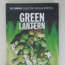 Cómics: SER UN GREEN LANTERN N85 SALVAT DC COMICS LOS GERMANES ED. 2017 - GIBBONS. Lote 221854050