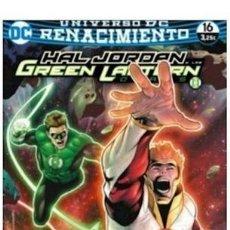 Cómics: LIBRO HAL JORDAN Y LOS GREEN LANTERN CORPS NUM 7116 RENACIMIEN - JORDI TARRAGONA. Lote 221854102