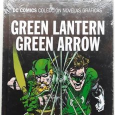 Cómics: LIBRO NOVELAS DC COMICS N 56 GREEN LANTERN ARROW HEROES ERRANTES. Lote 221854126
