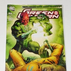 Cómics: LIBRO GREEN LANTERN GREEN ARROW PRESENTA 6 PLANETA ESPANOL - GEOFF JOHNS. Lote 221856245