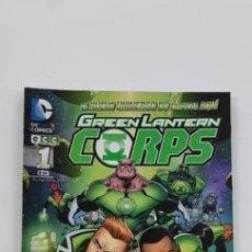 Cómics: GREEN LANTERN CORPS 1 DC COMICS ECC DGLGAMES COMICS ED. 2012 - PETER J. TOMASI. Lote 221856825