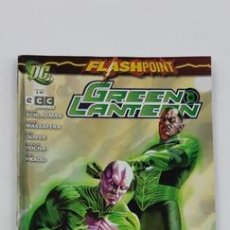 Cómics: FLASHPOINT GREEN LANTERN DC COMICS AVERIGUA LOCALENVIOS ED. 2012 - ADAM SCHLAGMAN. Lote 221857215