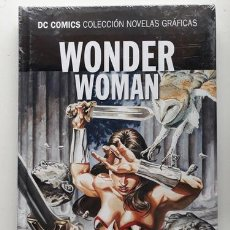 Cómics: LIBRO NOVELAS GRAFICAS DC COMIC N 47 WONDER WOMAN OJOS DE GORGONA. Lote 221857998