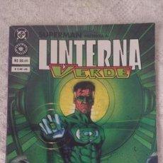 Cómics: GREEN LANTERN CREPUSCULO ESMERALDA LINTERNA VERDE PERFECTO ED. 1998. Lote 221858092